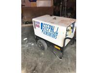 Stephill diesel generator-6kva