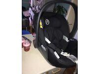 Cybex isofix baby seat