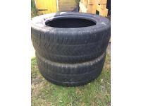 winter tires 255/55 R19