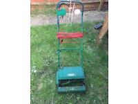 Qualcast lawn mower electric