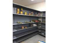 Shop fitting & Shop Shelving