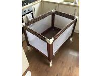 Travel Cot - Hardly used like new!