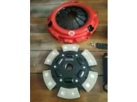 Action Stage 3 6 paddle clutch Honda EP3 K20