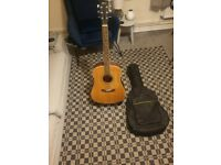 Magnum Guitars model ME850 acustic guitar good condition and fully wor