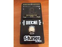 Dr Tone FTN-101 Guitar Tuner Pedal