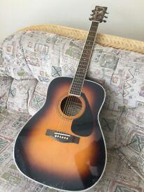 Yamaha acoustic guitar FG - 422 - TBS