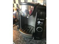 Bosch Tassimo Coffee Machine with intellibrew