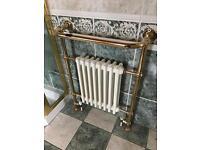 Bathroom towel rail radiator