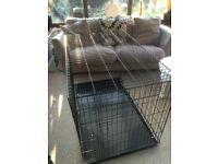 Dog Puppy Training Cage