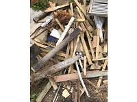 Wood and scrap timber in Cambridge
