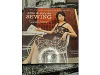 Chic and Simple Sewing