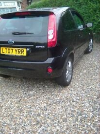Ford fiesta 1.2 zetec climate