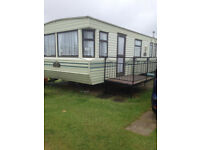 Ingoldmells Caravan to rent. Kingfisher Site.. 2 mins from Fantasy Island..30th OCT Also 2018 Dates