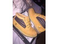 Womens Timberland Boots size 6