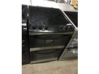 ZANUSSI ZCV46000XA 55 cm Electric Cooker - Black