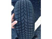 Winter tyres 195/5515 vw seat Vauxhall
