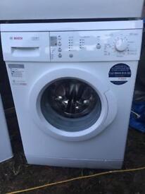 Bosch classixx 6 washing machine