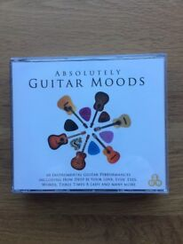 Absolutely Guitar Moods - 3 disc set