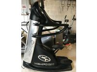 Newform Fitness Oxide Series Cervino Stepper - commercial Grade Step Machine from Gym