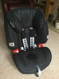 Britain evolva car seat 9kg - 36kg