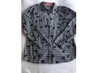 Girls river island shirt size 11 years