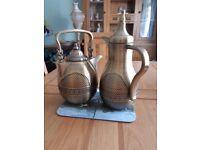 Decorative Middle Eastern Flasks