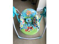 Bright Starts Swing Chair