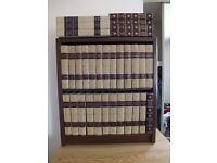 Encyclopedia Britannica Vols 1-24 with extras