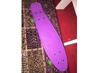Ridge skateboard, Purple