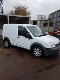 FORD TRANSIT CONNECT ,this small van in very very good condition