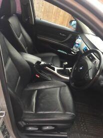 2005 BMW 3 Series 320d SE 1995cc turbo diesel Manual 6 speed 4 doors Salon