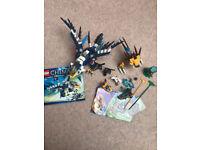 LEGO Legends of Chima 70003: Eris's Eagle Interceptor and 70115: Ultimate Speedor Tournament