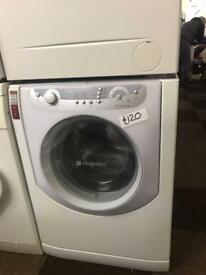 HOTPOINT WASHING MACHINE- PLANET 🌎 APPLIANCE