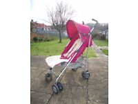 Mamas and papas pushchair stroller