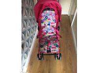 Mothercare stroller/pushchair/buggie
