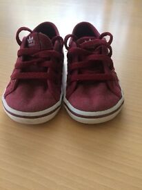 Infant addidas trainers