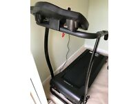 Confidence ProFolding Electric Treadmill