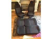 Vauxhall Corsa seats full interior £40