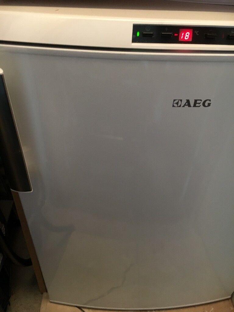 Freezer AEG Arctis Frost Free