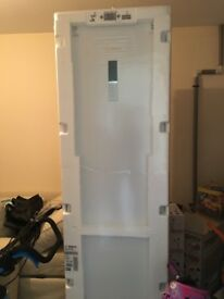 Brand new fridge, never opened. Fridge Freezer Bosch KGN49AW24 .