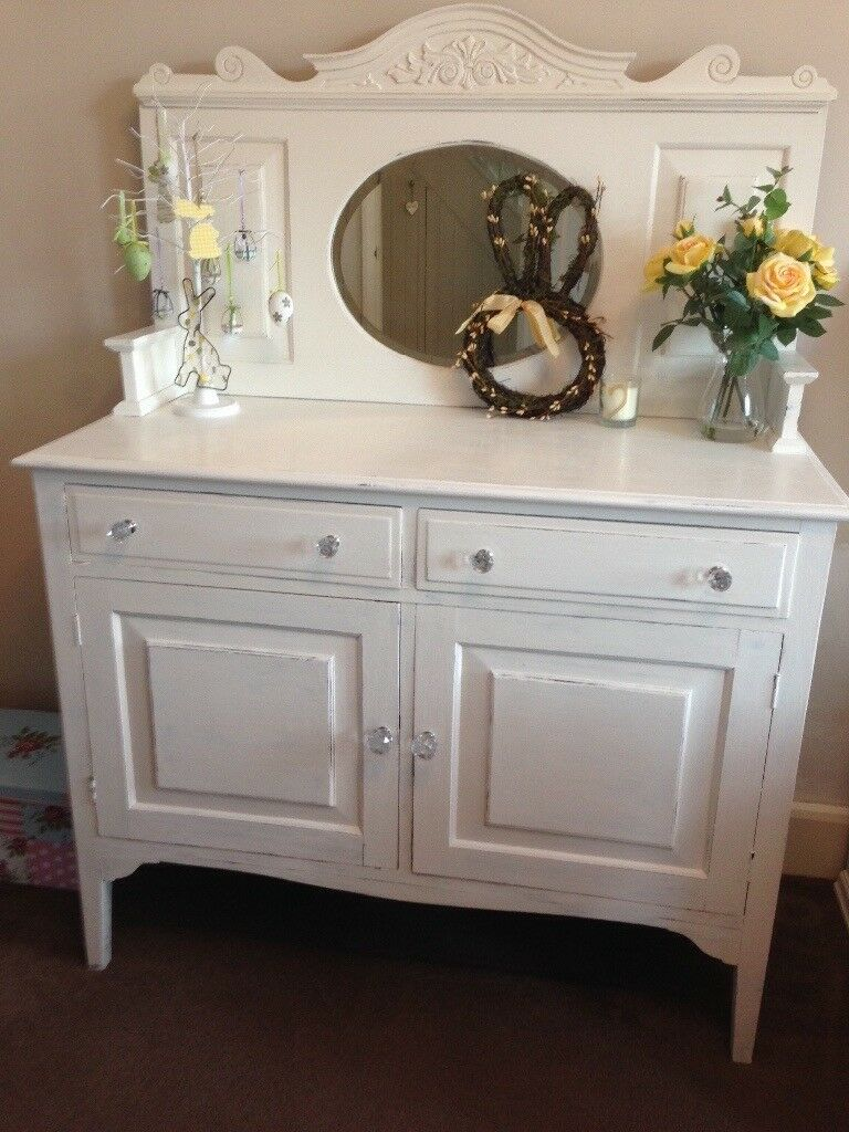 Sideboard dresser with mirror back in Carlton Colville, Suffolk Gumtree