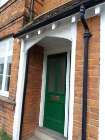 One bedroom flat to let, ground floor with garden in Riverhead. Close to shops and Sevenoaks rail.