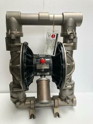 Graco Husky 2150 Ss Stainless Steel 2 Double Diaphragm Transfer Pump