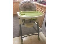 Graco Folding Highchair