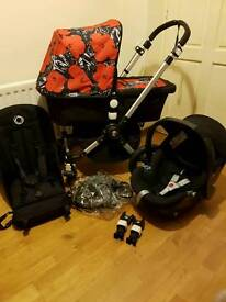 Bugaboo Cameleon 3 Limited Edition Complete Travel system