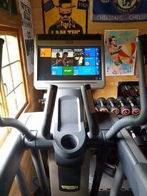 Technogym Excite+ Unity Vario Elliptical Trainer & Technogym Kinesis Step-Squat Station