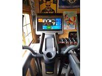 Technogym Excite+ Unity Vario Elliptical Trainer & Technogym Kinesis Step-Squat Station