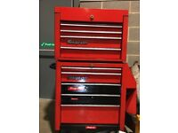 Snap on tool box/chest
