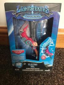 Brand new n sealed light seekers awakening electro eel