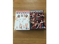 Desperate Housewives DVDs seasons 1 & 2